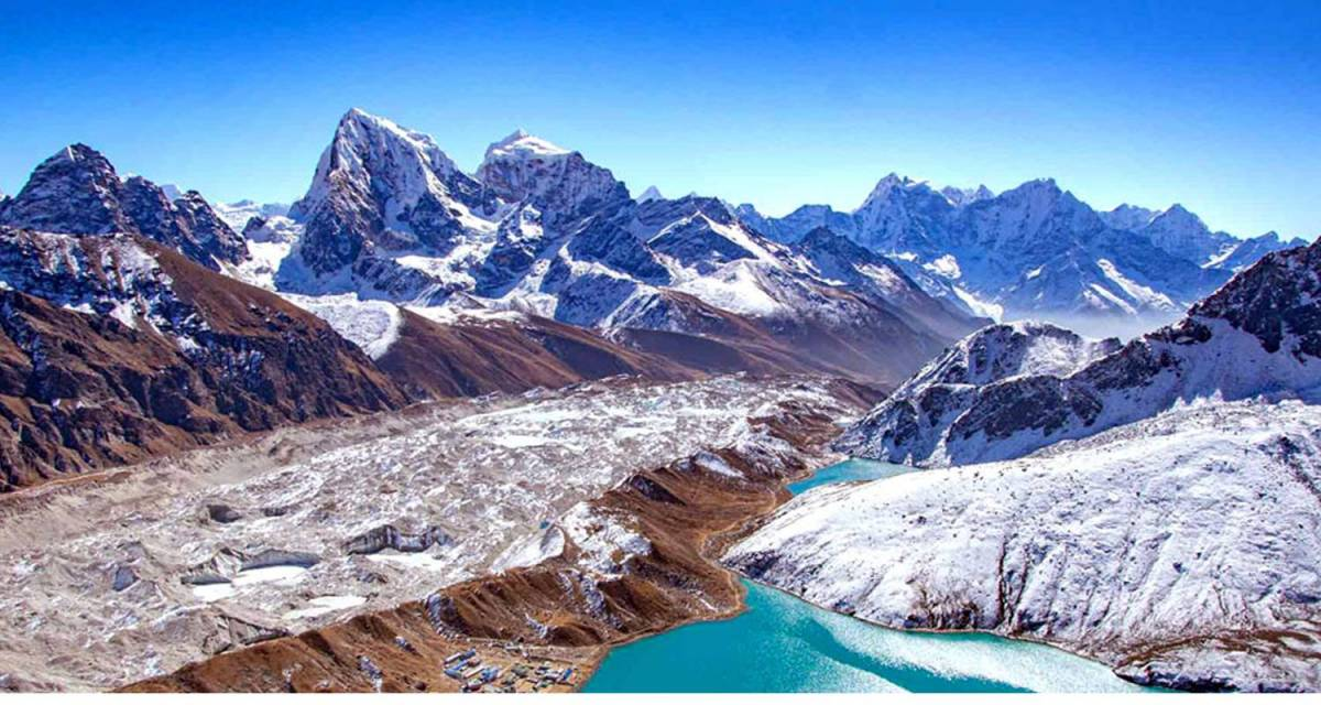 Chola Pass Everest Base Camp Trek
