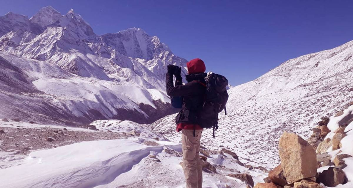 Everest Three High pass Trek | Sherpa Expedition And Trekking