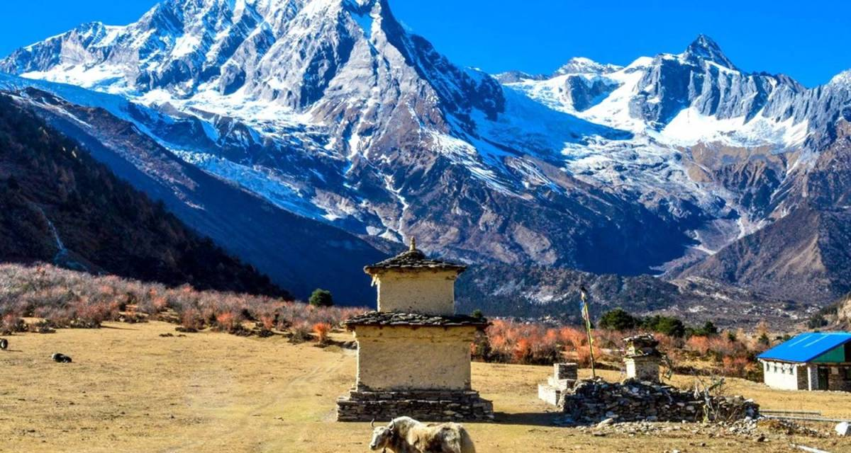 Manaslu Circuit Trek 14 Days Itinerary
