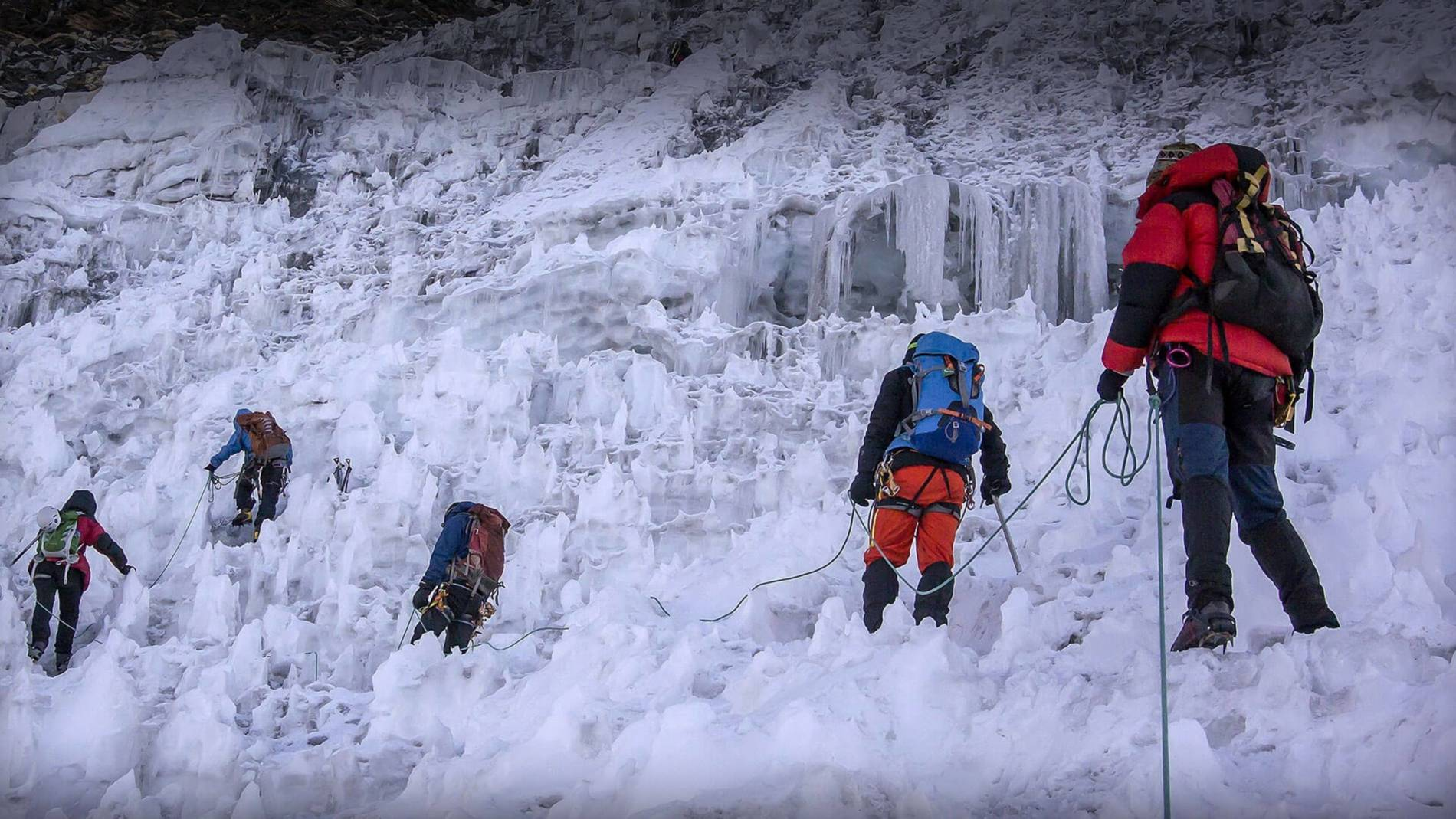 Island peak climbing: Island Peak Expedition 2020/2021
