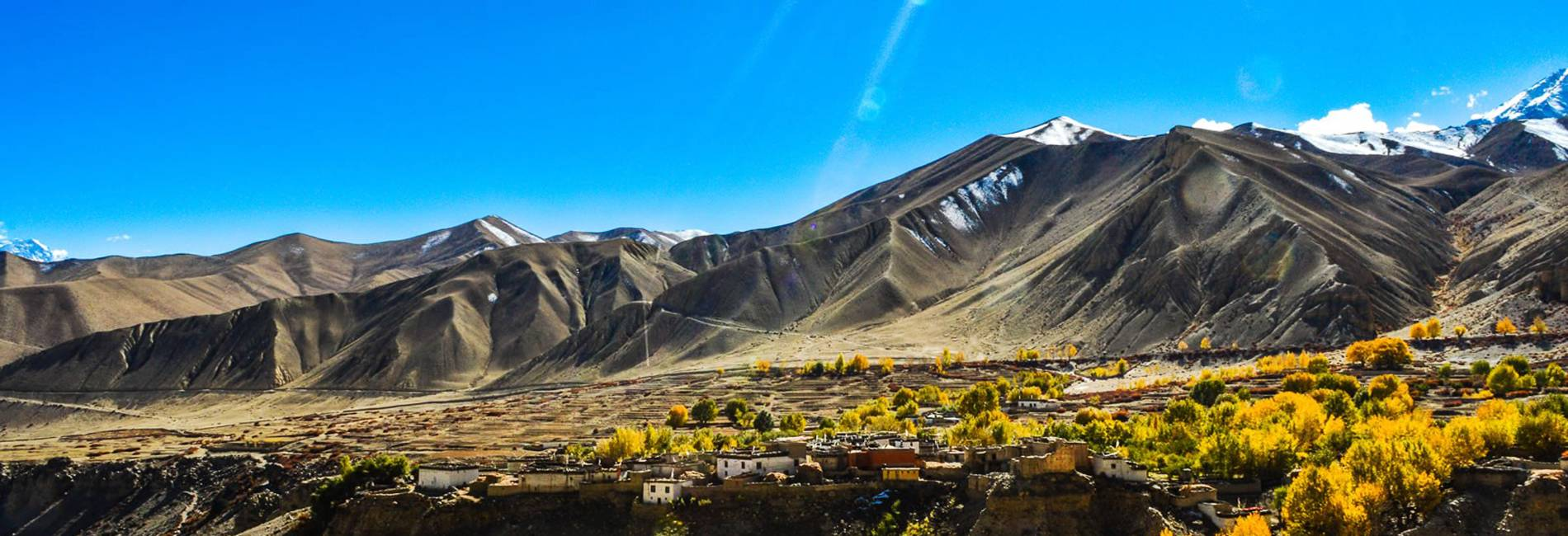 Upper Mustang Trek: Trek to Last Forbidden Kingdom