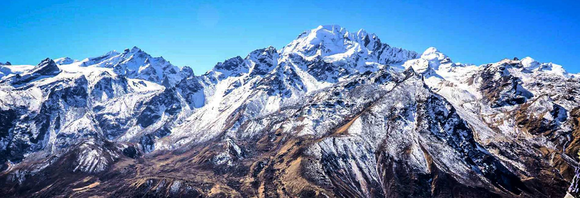 GANGJA LA PASS TREK