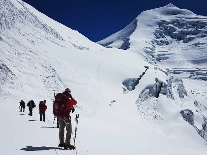HIMLUNG HIMAL EXPEDITION ( 7,126 M )