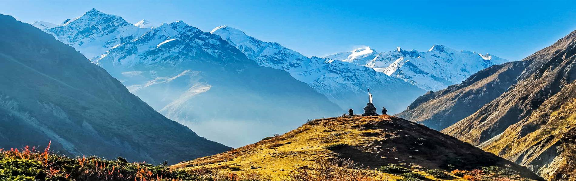 MANASLU TSUM VALLEY TREK - 23 DAYS