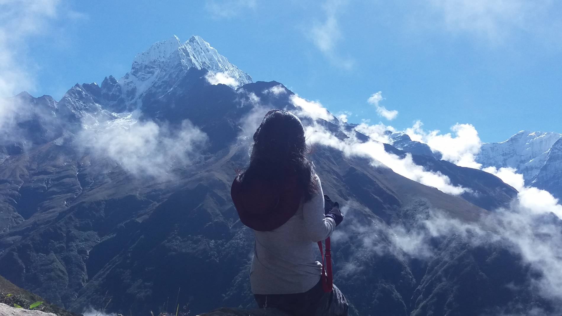 19 Days Everest Three High passes Trekking