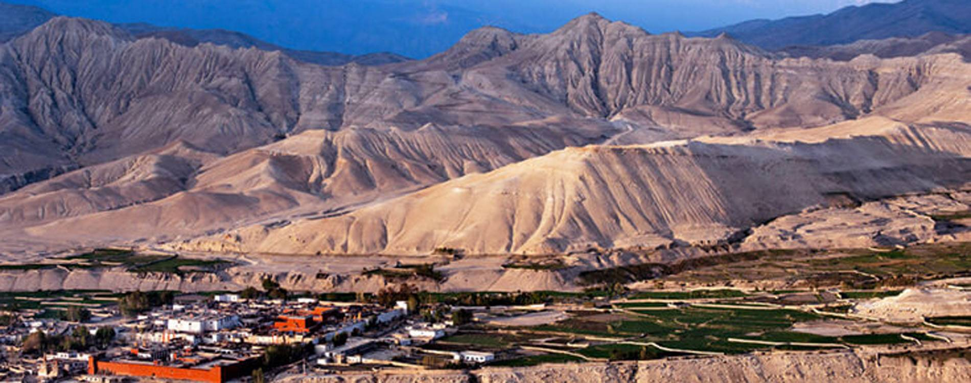 14 Days Upper Mustang Trek