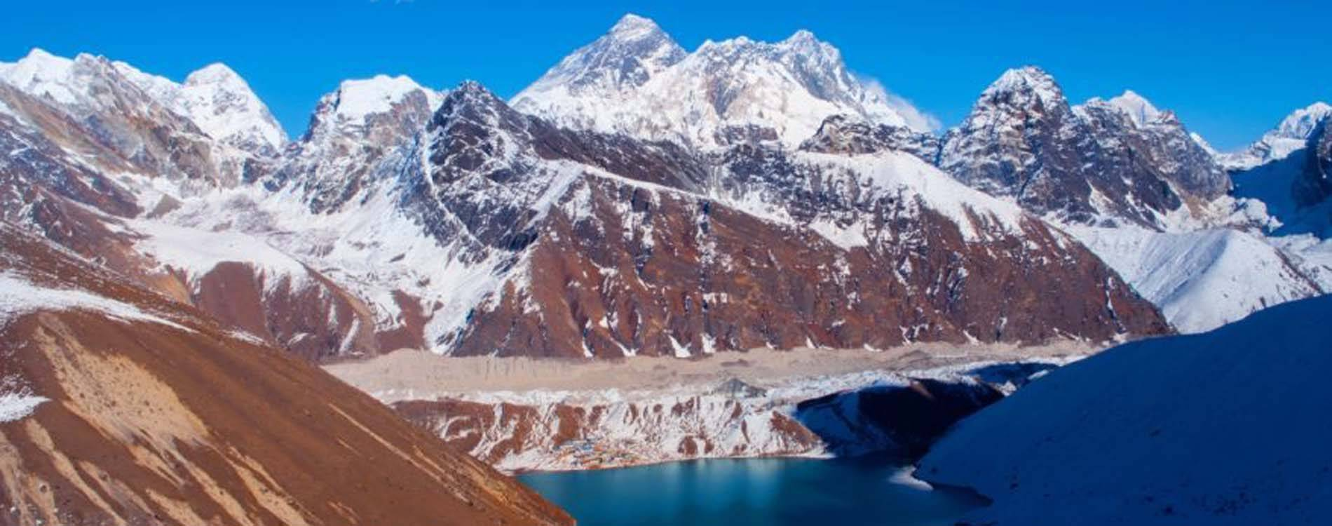 Everest Base Camp With Gokyo lake Trek