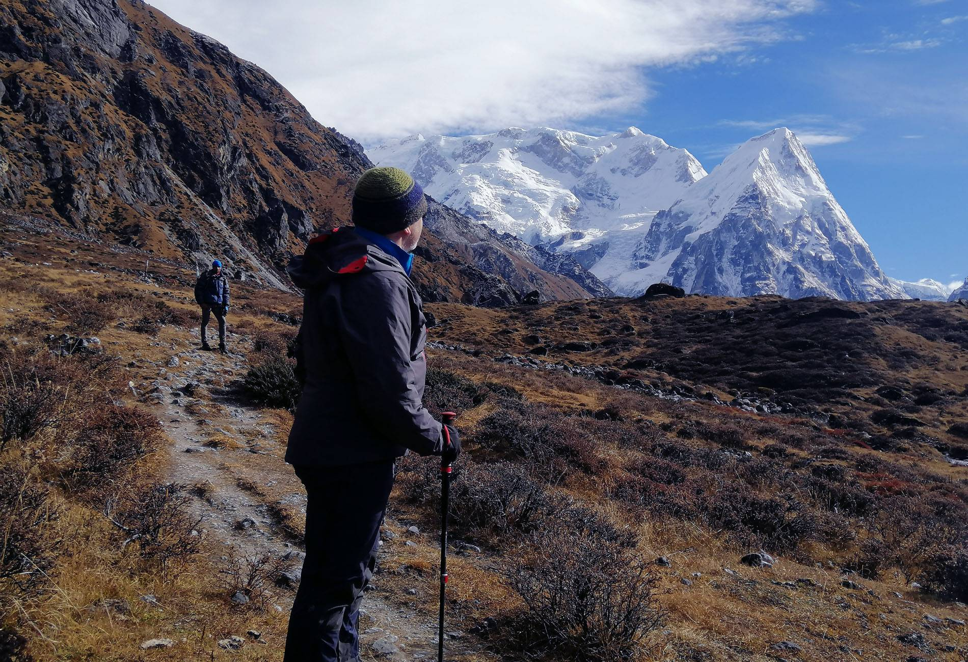 21 Days Kanchenjunga Circuit Trek