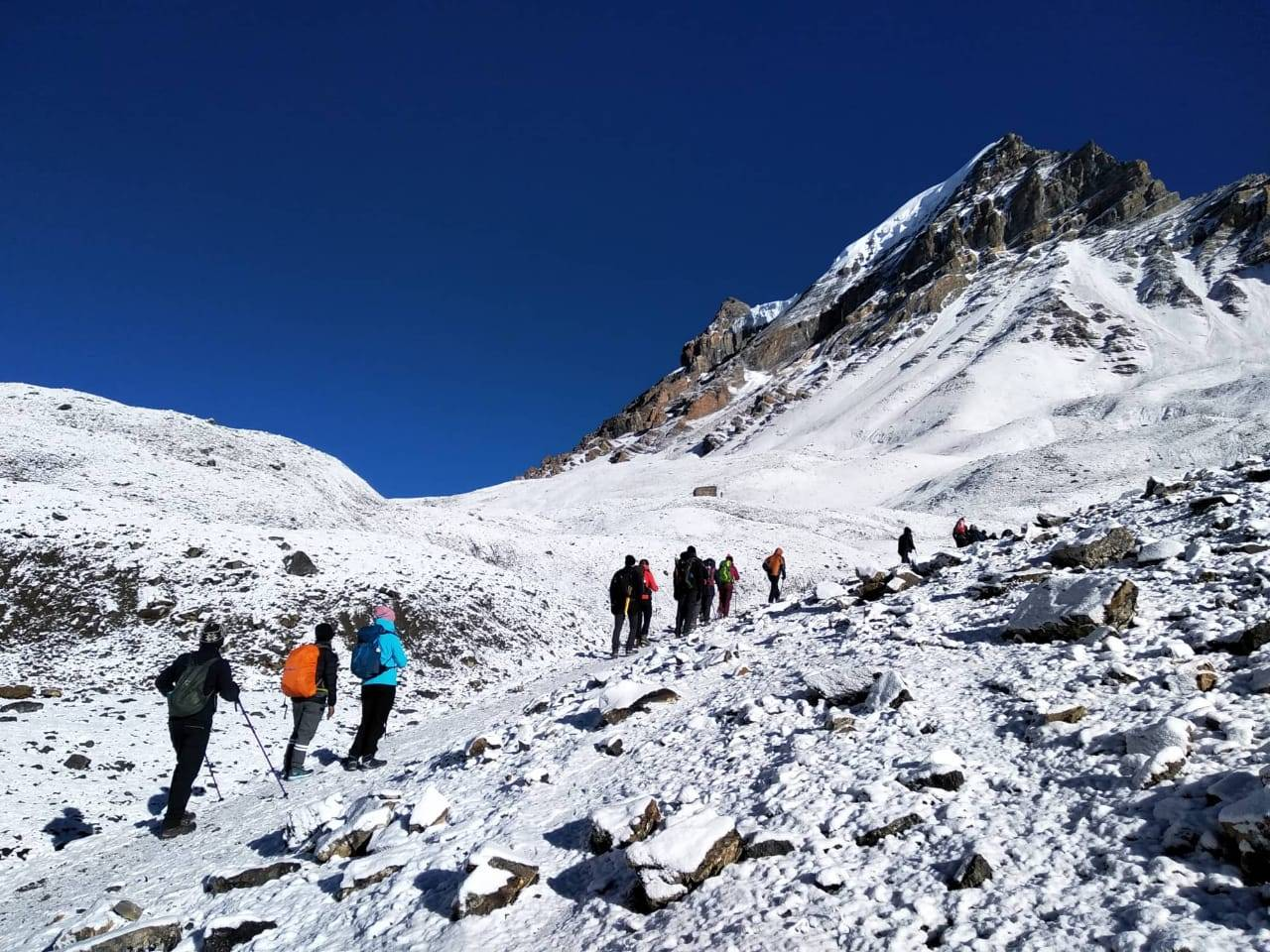 17 Days Annapurna Circuit Trek