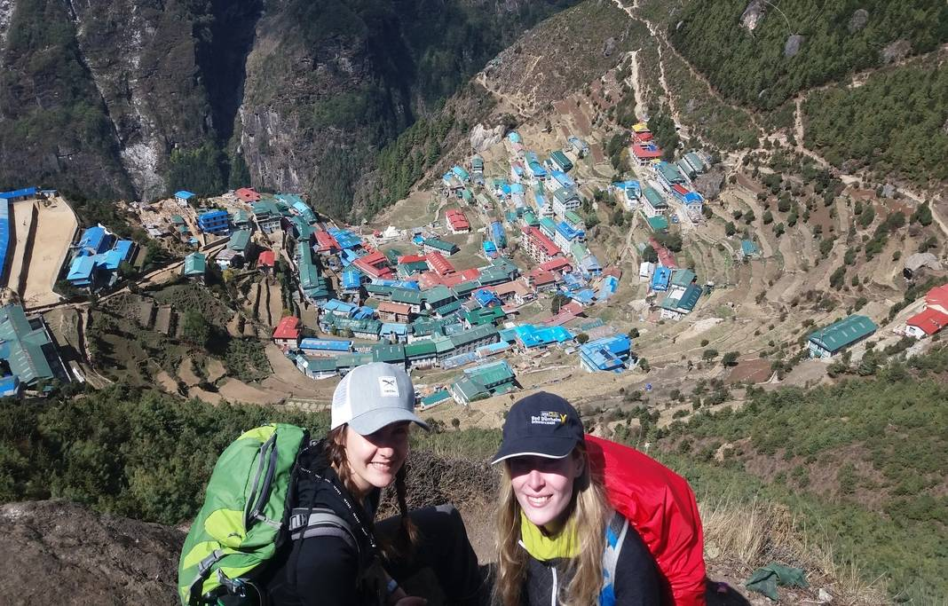 EVEREST BASE CAMP SERVICE TREK