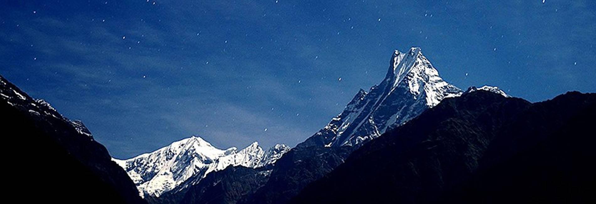 Annapurna Model Trek