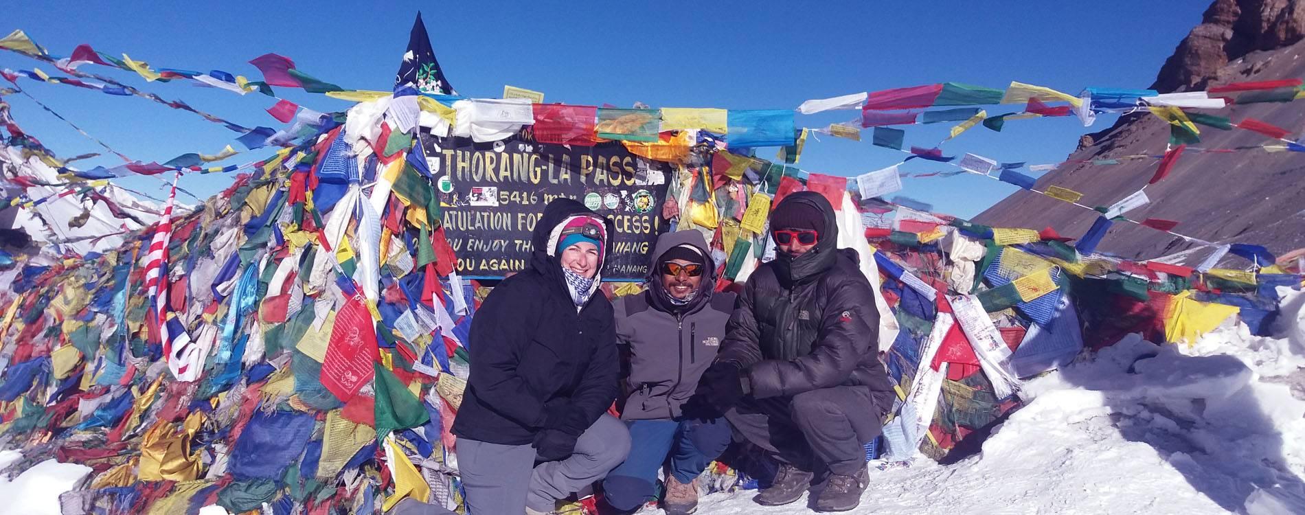 14 Days Annapurna Circuit Trek
