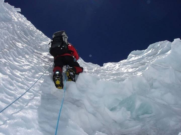 EVEREST EXPEDITION ( NORTH)