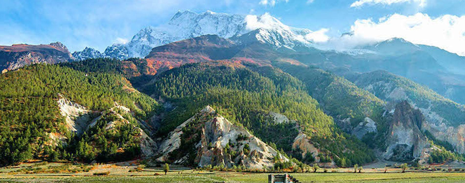 15 Days Annapurna Circuit Trek